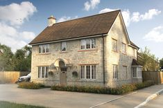 The Darlton is a four bedroom house, available to purchase with Help to Buy.  This home is perfect for families and upsizers. This house type is available at Bloor Homes developments across the country. Visit our website to find your nearest Bloor Home.