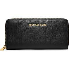 MICHAEL KORS - Bedford leather wallet   selfridges.com