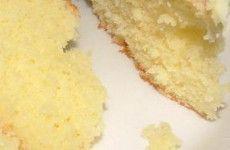 Bolo de limão para os dias de tentação sem se arrepender. Veja no www.centraldieta.com