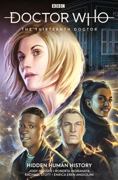 Doctor Who: The Thirteenth Doctor: Hidden Human History - Volume 2 (Issue) Doctor Who Comics, Bbc Doctor Who, Online Comic Books, Free Comic Books, Creepy Kids, 13th Doctor, Through Time And Space, Free Comics, Nightmare On Elm Street