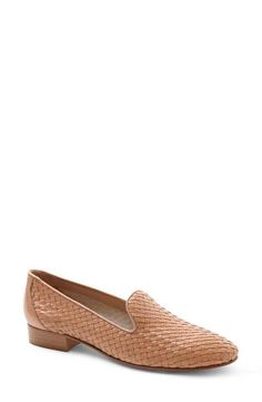 André Assous Kourtney Woven Loafer | Nordstrom