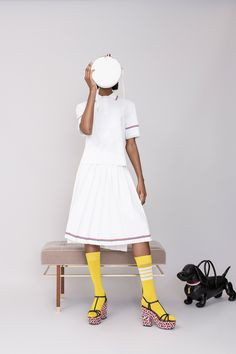 Thom Browne Resort 2019 Paris Collection - Vogue