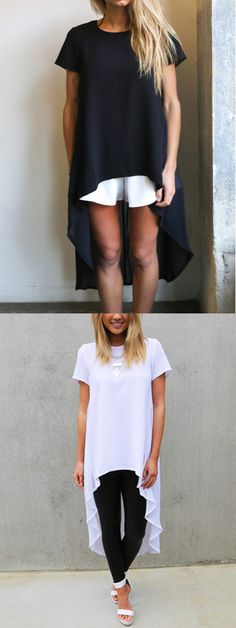 CHOIES.Love this style of summer clothing! Hmm.. New wardrobe ideas, love it!
