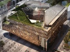 Padiglione Italia pavilion for the World Expo 2015 by Nemesi & Partners Srl, Proger SpA and BMS Progetti Srl (Milan, Italy)
