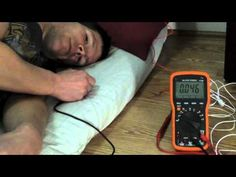 Earthing Sheets Demonstration With A Voltmeter Earthing Grounding, Talk To Me, The Creator, Wellness, Youtube, Youtubers, Youtube Movies