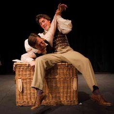 Sedos As You Like It, Orlando and Oliver - Image Michael Smith, SEDOS 2012