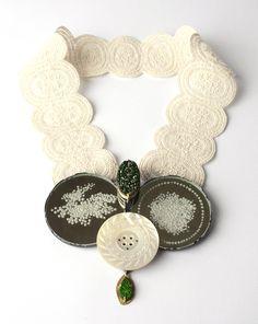 Cloud necklace, Zoe Arnold