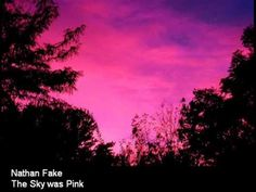 Nathan Fake - The Sky was Pink