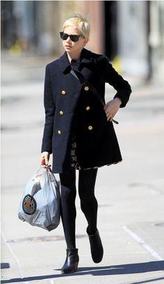 50a17117396a Trendencias - Las it-girls del momento  Michelle Williams
