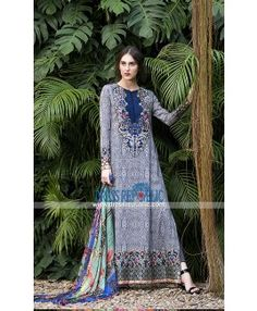 Lakhany Charlotte Exclusive Embroidered Lawn Suits 2015