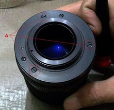 67 Best old legacy lens to repair - assembly/disassembly