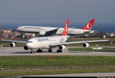 Turkish Airlines http://jamaero.com/airlines/Airline-Turkish_Airlines-Turciya