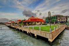 Tanjong City Marina. Malaysia's first inner city marina is open to the  public. Spanning 1.6 ha, the marina, formerly known as the Church Street Pier, is adjacent to the Penang ferry terminal. Photo courtesy of Danny Tan.