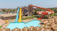 Eine Woche lang 4-Sterne All Inclusive Badespaß am Roten Meer genießen - mit 19 Pools und 62 Rutschen - 7 Tage ab 249 € | Urlaubsheld