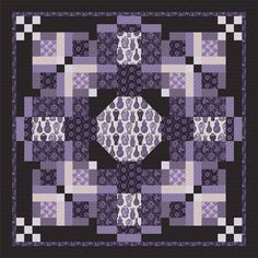 purple quilt   View this collection :: Download this projectDownload this image