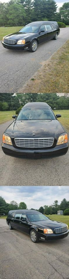 2000 Cadillac DeVille Eagle Hearse [meticulously maintained] Air Ride, Oil Change, Cadillac, Eagle, Aviation