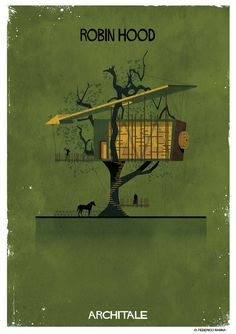 Gallery of Federico Babina's ARCHITALE Brings Fairytales To Life - 12