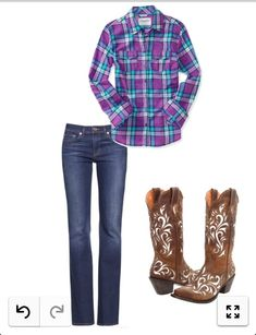 Country outfit!!!