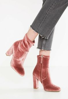 Steve Madden EDITT - High heeled ankle boots - rose for with free delivery  at Zalando
