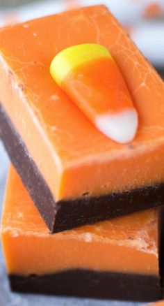 Halloween Fudge Recipe