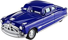 Amazon.com: Disney/Pixar Cars Wheel Action Drivers Doc Hudson Vehicle: Toys & Games