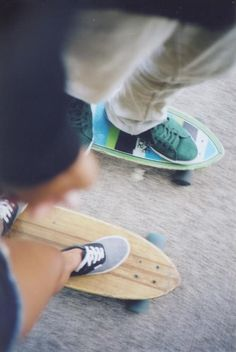 Cant wait to get my longboard and go on trips with the boyfriend <3