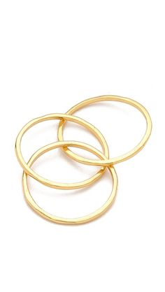 infinity ring / gorjana