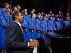 Singing in a choir can boost your mindfulness via The Greater Good Science Center Sensitivity To Sound, Sunday Music, Music Composers, Greater Good, Conservative News, Gospel Music, One In A Million, State University, Short Stories