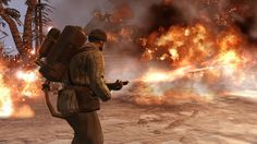 Company of Heroes 2 screenshots show a snowy town, tank columns and pyromania Company Of Heroes 2, Steam Pc Games, Watch The World Burn, Cheap Games, Guild Wars, Red Army, Games To Buy, Single Player, Strategy Games