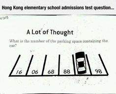 What is Mental Math? Lot of you out there are trying to find an answer to this question. Well, answer is quite simple, mental math is nothing but simple calculations done in your head, that is, mentally. Number Puzzles, Logic Puzzles, Mind Puzzles, Logic Problems, Hongkong, School Admissions, Fun Math Games, Learning Games, Brain Breaks