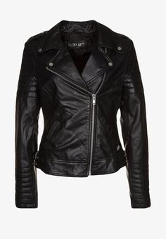 New Womens Leather Motorcycle Jacket Genuine Lambskin Black Biker Coat 210 Womens Black Leather Jacket, Leather Jackets For Sale, Lambskin Leather Jacket, Slim Fit Jackets, Jackets For Women, Biker Look, Complete Outfits, Jacket Style, Neue Trends