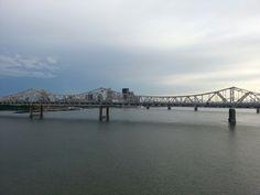 Louisville, ky Walking Bridge