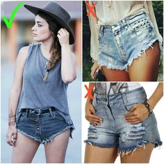 Luv May / Blog de moda para estilosas Summer Beach, Spring Summer, Skinny, Jean Shorts, Ideias Fashion, Underwear, Hipster, Lifestyle Fashion, Stylish