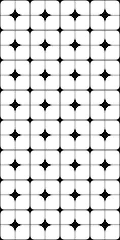 Monochrome seamless grid pattern