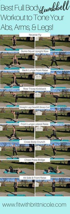 Full body DB workout