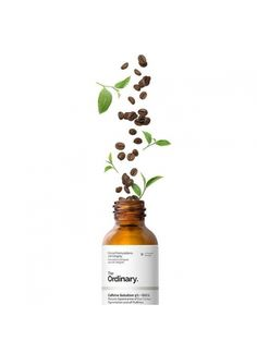 The Ordinary Caffeine Solution visibly reduces eye contour pigmentation and puffiness with a highly concentrated serum of caffeine and green tea cathechin. 16 Things That'll Help Brighten Dark Under-Eye Circles The Ordinary Caffeine Solution, How To Do Yoga, How To Get, The Ordinary Products, Dark Under Eye, Eating Fast, Green Tea Extract, Healthy Oils, Look In The Mirror
