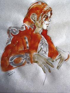 Pintado com L.O.V.E | MJFans BR - Michael Jackson Fans