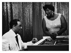 Duke Ellington & Ella Fitzgerald