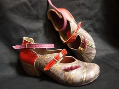 Dit model pisaverde schoen is verkrijgbaar bij Diezijner maat 37 t/m 43