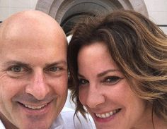 Andy Cohen Grills Real Housewives of New York City s Luann D Agostino About Her Marriage #Paparazzi #about #agostino #cohen #grills