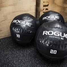 Rogue Medicine Ball – Jeff Smith | Fitness