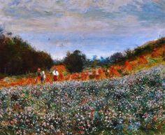 Pierre-Auguste Renoir - La Moisson