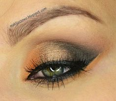 vegas & blitz pigments by makijazowo21 on Makeup Geek