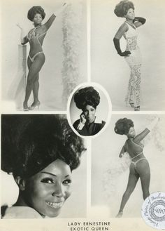 15 Unsung Vintage Black Pinup Models  | Though largely unsung, these beautiful black women were models and dancers who paved the way for modern black woman entertainers.