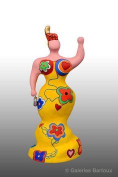 Niki SAINT PHALLE - Galeries BARTOUX