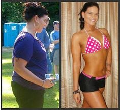 """This is one turbo Mom! Kelly Cox lost 101 lbs with Turbo Fire and Shakeology. """"After the birth of my daughter and postpartum depression, I found myself at my highest weight, over 250lbs! Shakeology made a world of difference. No doubt, it was one of the keys to my wearing a bikini for the first time in my life!"""" http://www.beachbodycoach.com/esuite/home/LSordus https://www.facebook.com/laurenordusfitness http://www.shakeology.com/LSordus"""