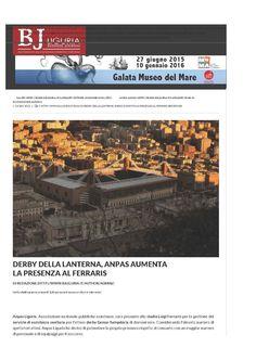 BJ Liguria 5 gennaio (Derby ) Pag. 1/2