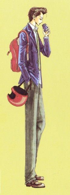 Ai Yazawa, Group TAC, Tenshi Nanka Ja Nai, Akira Sudou, Manga Cover