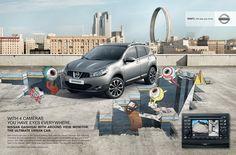 Nissan Qashqai - Illustrations