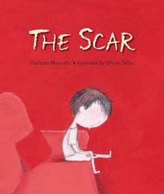 Kids' Book Review: Review: The Scar grief and loss